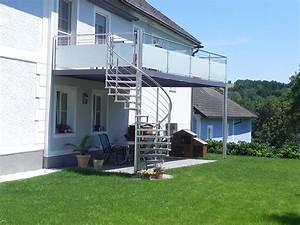 balkonanbau balkonvergrosserung oberosterreich osterreich With französischer balkon mit garten wendeltreppe