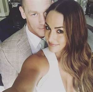 WWE news: John Cena Nikki Bella split – diva in her 'happy ...