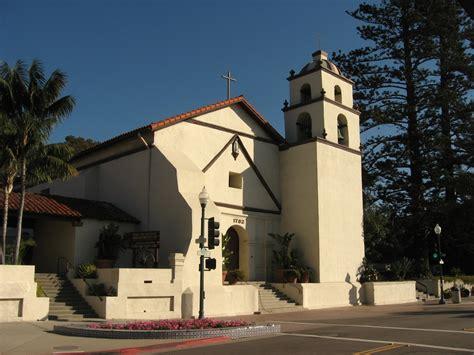 Mission San Buenaventura - The California missions