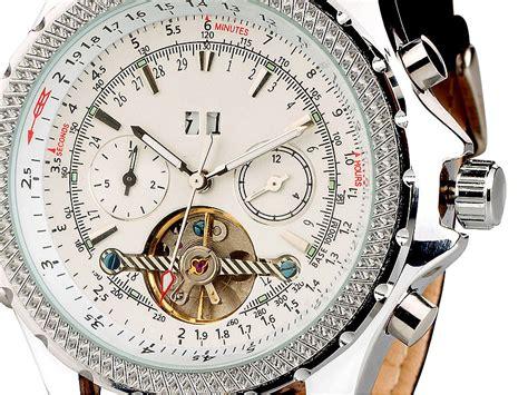 herren armbanduhren automatik st leonhard automatik uhr im chronographen look f 252 r herren