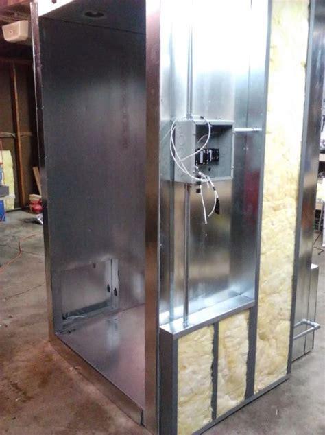 powder coating oven build wiring diy powder coat oven en
