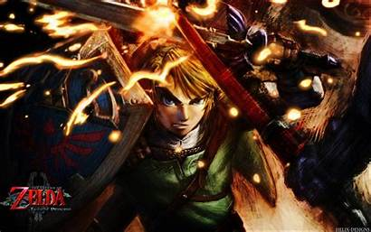 Zelda Legend Desktop Wallpapers Link Dark