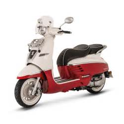 Vintage Style 150Cc Scooter