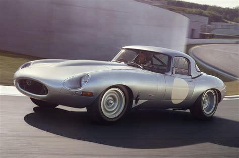 Jaguar Reveals £1m Lightweight E-type