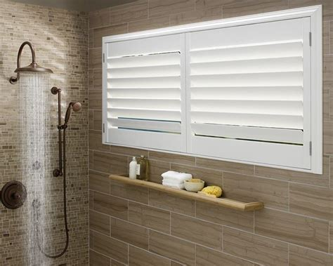 waterproof shower window best 25 waterproof blinds ideas on small