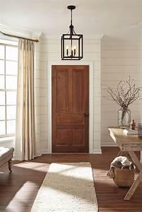 Small, Foyer, Lighting, Hallway