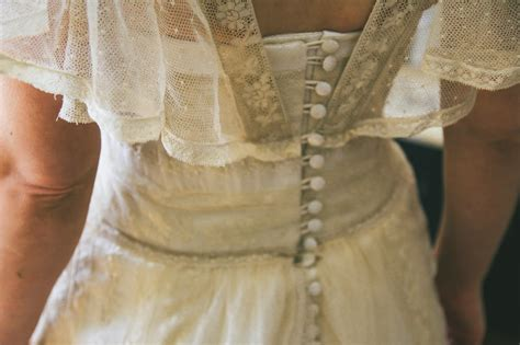 The Making Of My Antique Lace Wedding