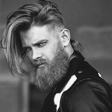 Viking hairstyles for men ? inspiring ideas from the