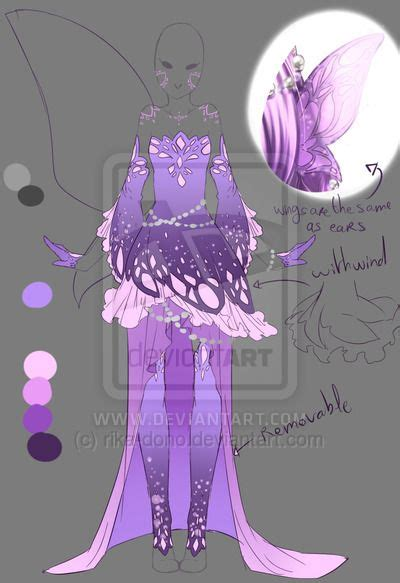 Fairy Adoptable - Bonus design by rika-dono on DeviantArt | Fantasy | Pinterest | Fairy ...