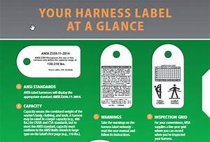 Inspecting Your Safety Harness Part Ii  How To Read A