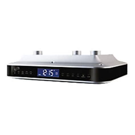 Ilive Cabinet Radio Set Clock by Ilive Ikb333 Cabinet Clock Radio Stereo