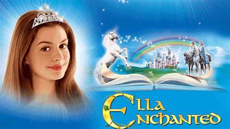 ella enchanted official trailer hd anne hathaway