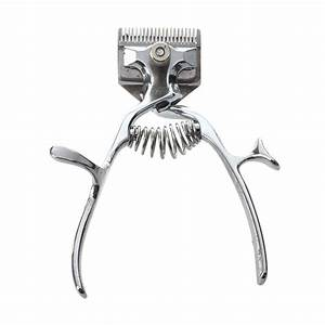 Old Fashion Manual Hair Clipper Trimmer Haircut Hand Push