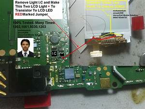 Cellfirmware  Nokia 5030 Lcd Light Solution Without Light