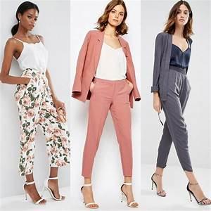 Tenue Femme Pour Un Mariage : tailleur pantalon femme mariage ~ Farleysfitness.com Idées de Décoration