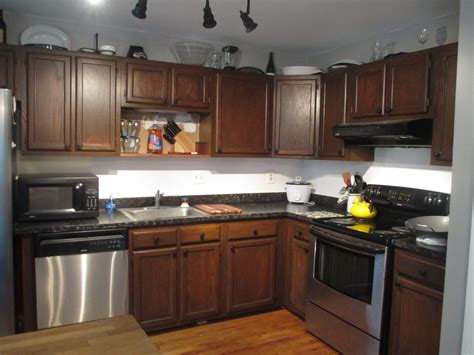 Restaining Kitchen Cabinets Gel Stain 16 Methods Of