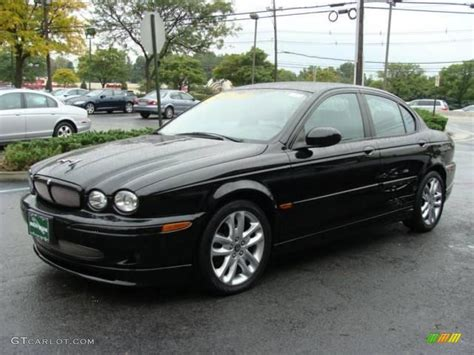 2006 Ebony Black Jaguar X-Type 3.0 #19485369 Photo #3 ...