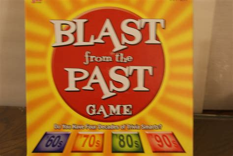 Blast From The Past Game