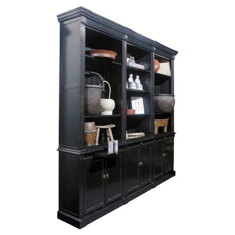 Solid Wood Bookcases For Home Office