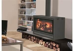 Poele A Bois Norvegien Double Combustion : les po les bois double combustion ~ Dailycaller-alerts.com Idées de Décoration