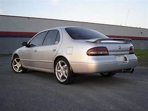 Panin I 1996 Nissan Altima Specs  Photos  Modification