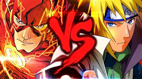 Flash Vs. Minato