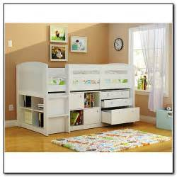 kids loft bed with storage beds home design ideas