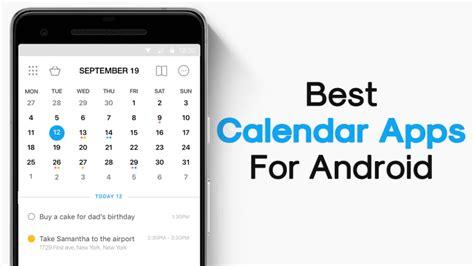 Best Calendar App For Android by Top 15 Best Calendar Apps For Android 2019