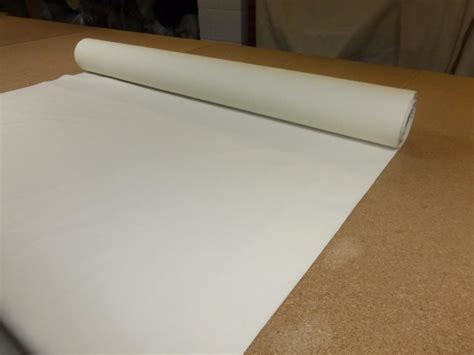Thermal Drapery Lining Fabric - ivory 54 quot wide thermal blackout curtain lining fabric 3