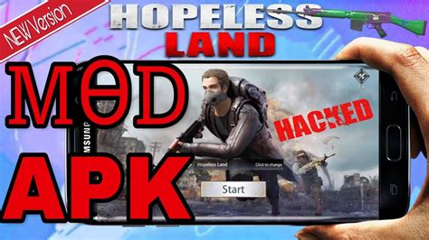 hacked hopeless land new version mod apk data for android