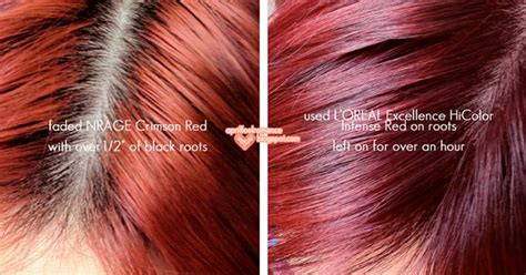 L'oreal Excellence Hicolor Intense Red