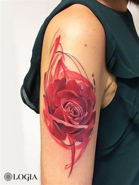 Flores Hombre Tattoo Flores Imagenes