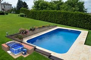 Pool Zum Einbauen Pool Zum Einbauen Von Hornbach Projekt