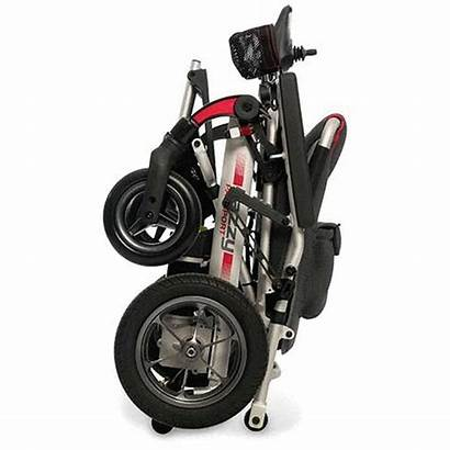 Pride Igo Folding Wheelchair Powerchair Powered Rentals