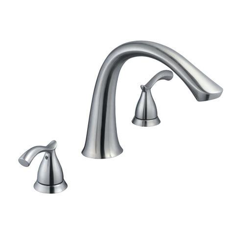 Glacier Bay Faucet Problems by Glacier Bay 461 7004 Edgewood 2 Handle Tub Faucet In