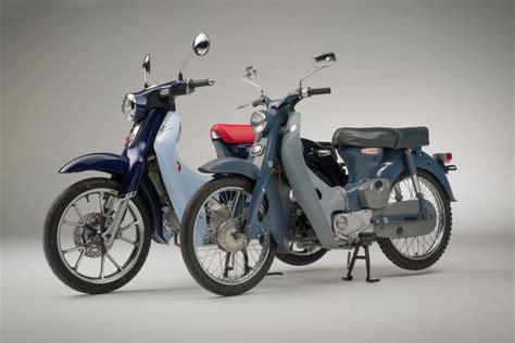 Honda Cub C125 Image by Ride Honda Cub C125 2019 Morebikes