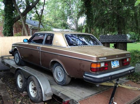 Volvo Coupe For Sale by 1981 Volvo Bertone Coupe 262c 800 00 Volvo Forums
