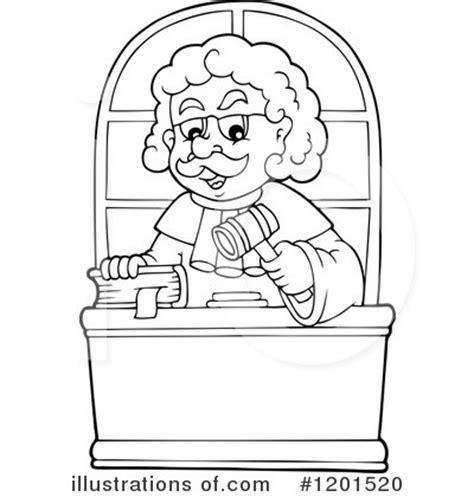 judge clipart  illustration  visekart