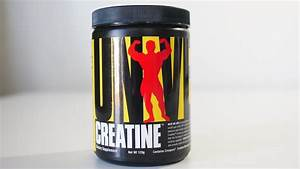 Universal Creatine Review  U2014 Where Is The Creatine From