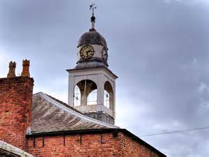 Fairfield Moravian Church Cupola © David Dixon Cc-by-sa/2