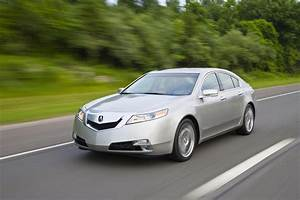 2010 Acura Tl To Be Offered With 6