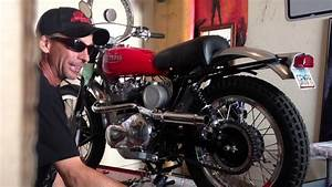 Triumph T100 Grumph Greeves Boyer Power Box Fail