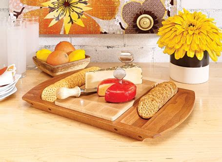 Cheese & Cracker Tray   Woodsmith Plans