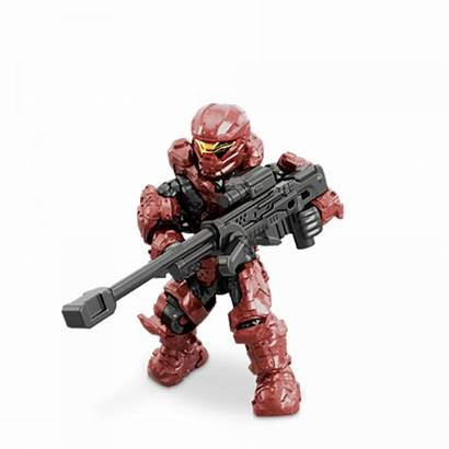 Unsc Spartan Recruit Fireteam Crimson Battle Halo