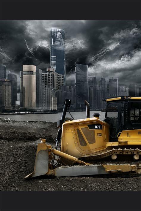 construction equipment wallpaper wallpapersafari