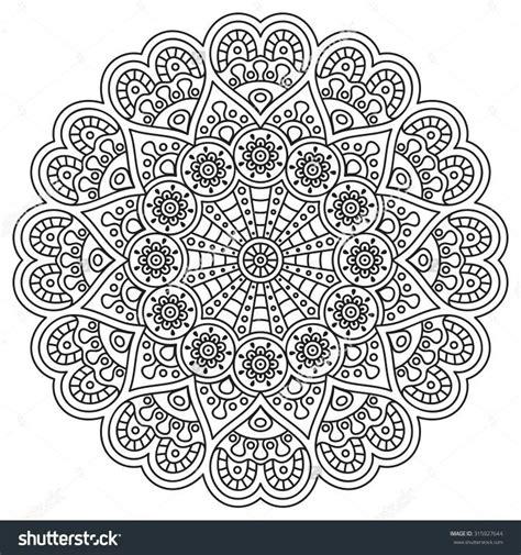 pin  adriana lupu  mandalas colouring pages