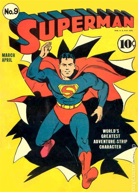 superman  st series comic books