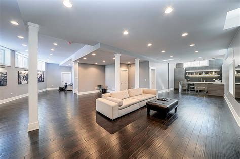 basement tile flooring ideas sidd nisha 39 s basement remodel pictures home remodeling
