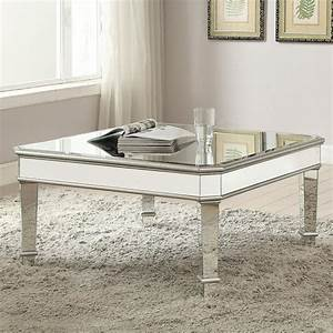 mirrored coffee table the glamorous accent every living With mirrored coffee table and end tables