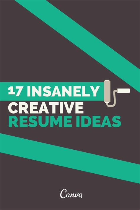 17 insanely creative resume ideas that will put your